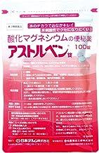 【第3類医薬品】酸化マグネシウムの便秘薬 アストルベン錠 100錠