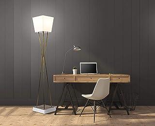 Lampadaire en Corian® Solid Surface modèle Enea Gold