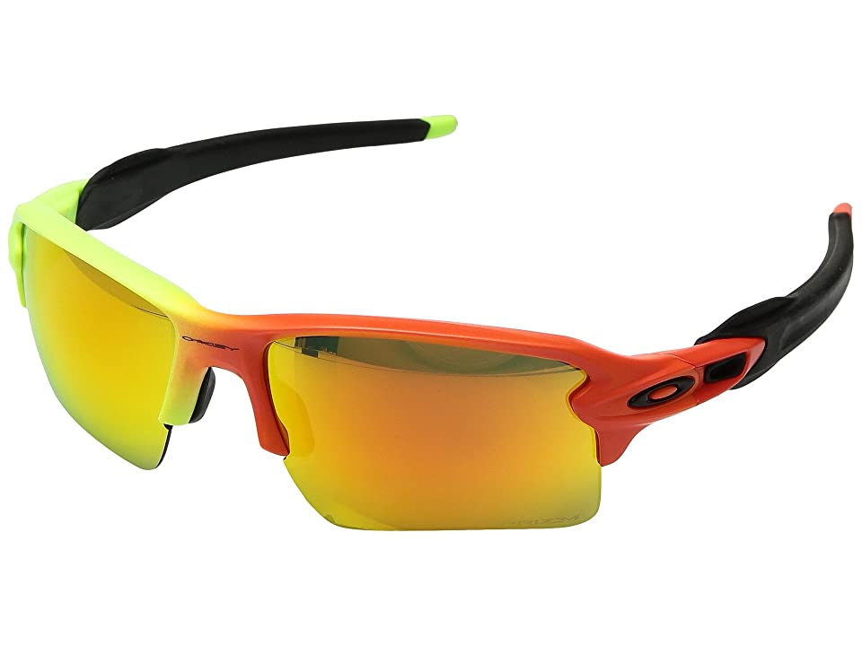 Oakley Flak 2.0 XL (Harmony Fade w/ Prizm Ruby) Fashion Sunglasses