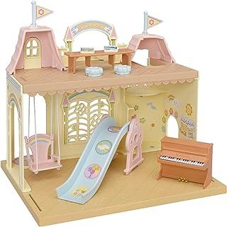 Sylvanian Families 5316 Baby Castle Nursery, Babykasteel Kleuterschool, Vanaf 3 Jaar, Meerkleurig, 26 x 25 x 20 cm