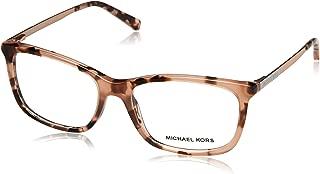 Vivianna II MK4030 Eyeglass Frames 3162-52 - Pink, Clear, Size 16.0