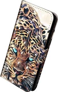Herbests Etui kompatybilne z Samsung Galaxy A50, etui z klapką, skórzane etui z klapką, etui ochronne, portfel, etui na te...