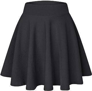 plus récent f253b e7742 Amazon.fr : jupe plissee ecoliere - Noir