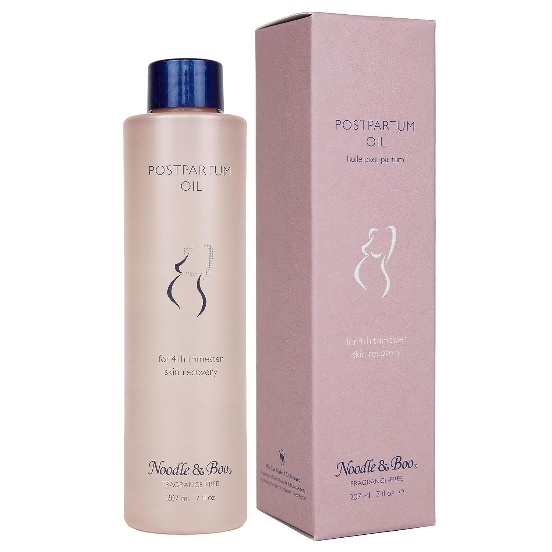 Noodle & Boo Postpartum Skin Care Oil for 4th Trimester Skin Recovery, 7 fl. oz.