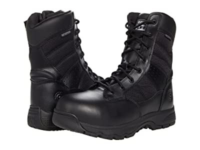 Original S.W.A.T. Metro 9 Side Zip Safety Toe