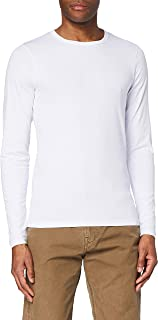 Jack & Jones Basic O-Neck tee L/S Noos Camiseta para Hombre