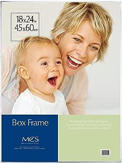 MCS 69038 Clear Box Frame,