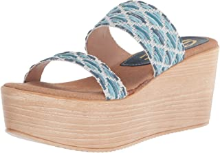 Sbicca Women's Slip-on Heeled Sandal