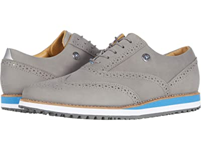 FootJoy Sport Retro (Charcoal) Women