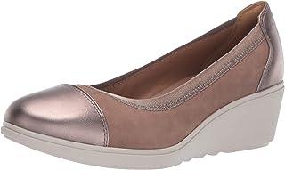 حذاء Clarks نسائي Un Talara Liz سهل الارتداء