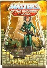 Mattel HeMan Masters of the Universe Classics SDCC 2011 San Diego ComicCon Exclusive Action Figure 2Pack Captain Glenn Cringer