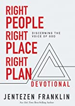 Right People, Right Place, Right Plan Devotional: Discerning the Voice of God