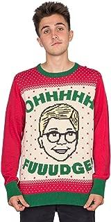 A Christmas Story Ohhhh Fuuudge! Ralphie Adult Ugly Christmas Sweater