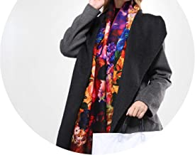 Scarf Winter Women Scarf Wool Printing Shawl Best Quality Cashmere Studios Warm Woman Wraps Va063