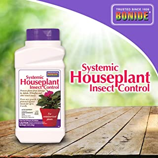 Bonide (BND951) - Systemic House Plant Insect Control, 0.22% Imidacloprid Insecticide (8 oz.), white