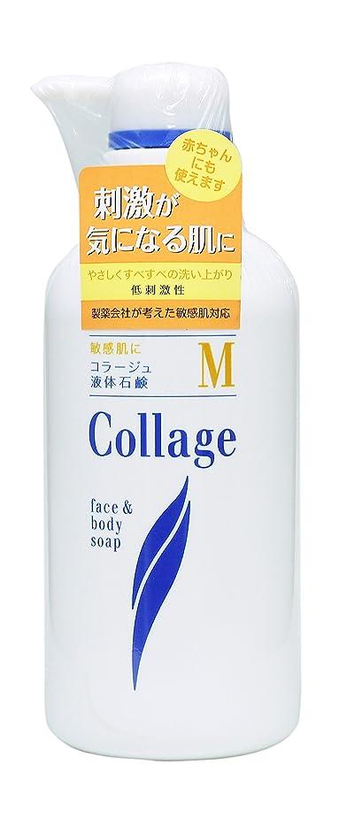 吸う立方体微妙コラージュ M液体石鹸 400mL