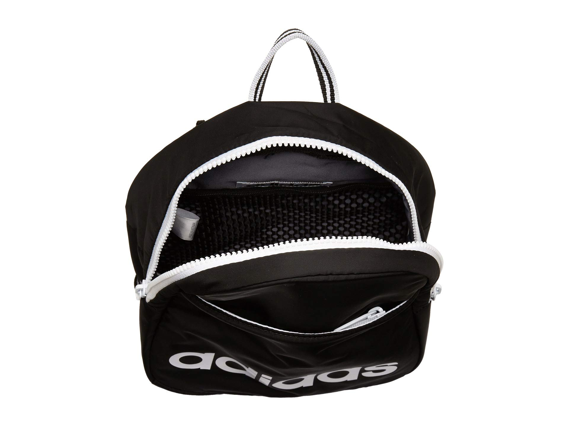 Backpack Black Adidas white Mini Core naEqqYwxg