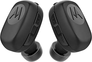 Fone de Ouvido Bluetooth, Motorola, Stream True, SH015, Preto