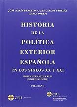Historia de la política exterior española en los siglos XX y XXI