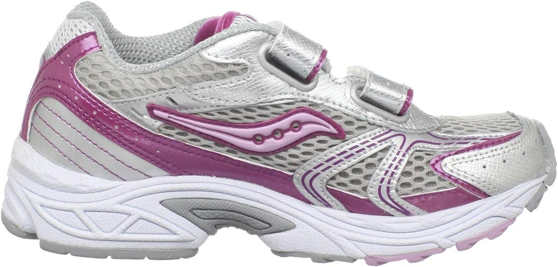 Saucony Cohesion 4 H&L Running Shoe (Little Kid/Big Kid)
