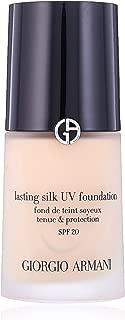 Best giorgio armani lasting silk uv foundation 4 Reviews