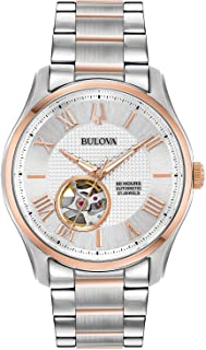 Bulova Automatic Watch (Model: 98A213)