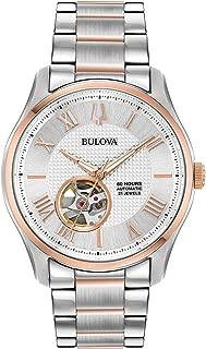 Bulova Automatic Watch (Model: 98A213)