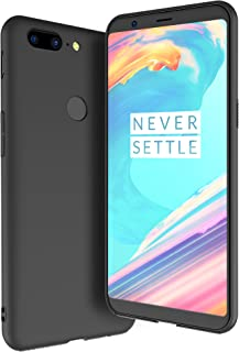 OnePlus 5T Case, B BELK Ultra Slim Thin Snug-Fit Scratch Resistant Premium PC Hard Protective Cover with Matte Finish Coating for OnePlus 5T 6.01'' 2017 Release, Black
