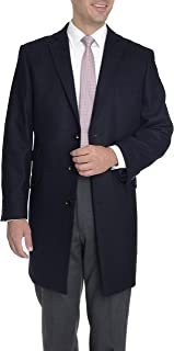 Best navy wool topcoat Reviews