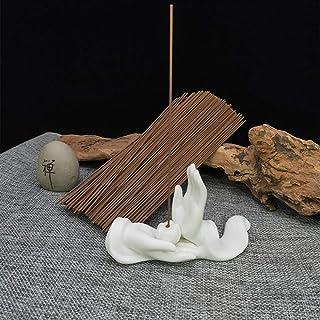末香 抹香 沈香 天然 供仏贈り物 線香 Amazon FBA 沈香木 香木 香 お供え物 薫製の家 自然の香り加里曼丹 80g300本
