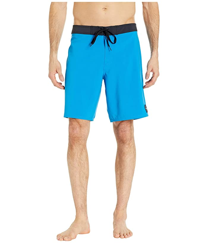 RVCA VA Trunk Solid (Blue Cruz) Men