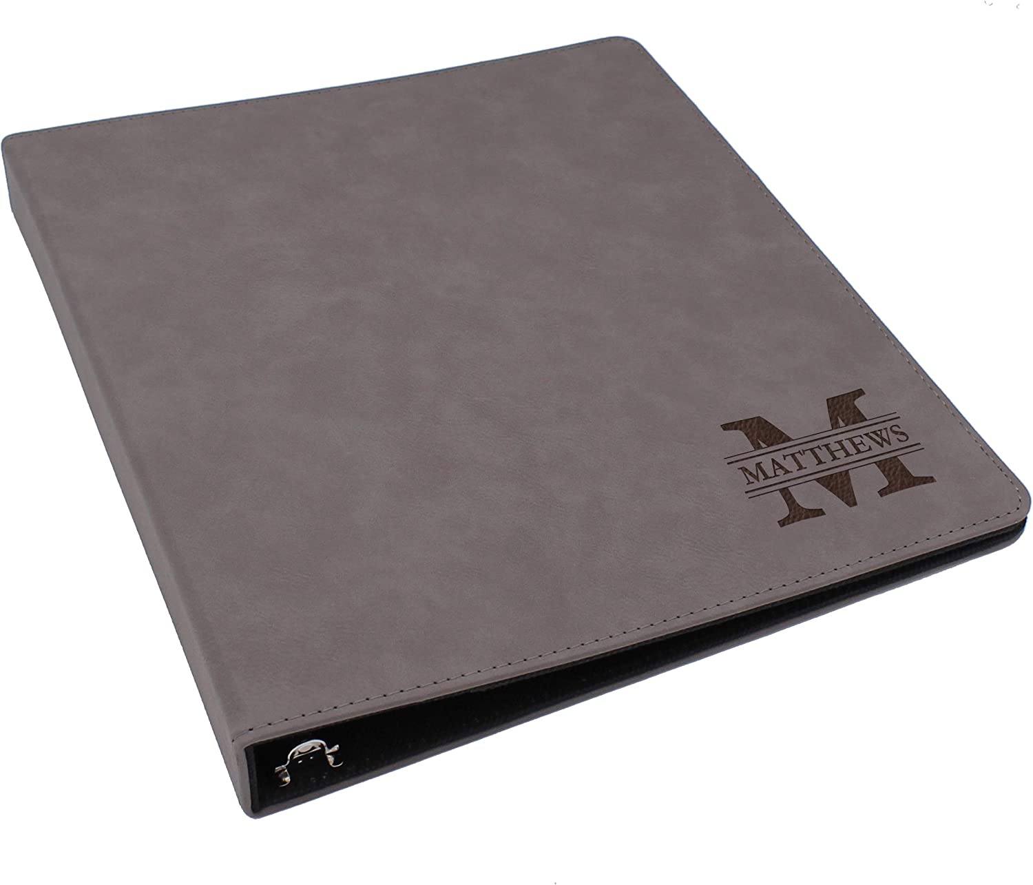 My Personal Memories Custom Personalized Ri 55% OFF 3 1 Free shipping anywhere in the nation Leatherette inch