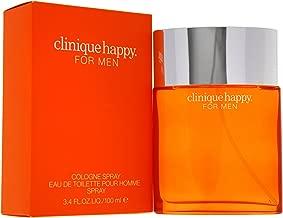 Happy by Clinique for Men Cologne 3.4 oz Spray
