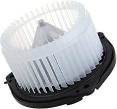SCITOO ABS plastic Heater Blower Motor w/Fan HVAC Resistors Blowers Motors Replacement fit for 2004-2007 Chevrolet Monte Carlo /2002-2003 Oldsmobile Aurora /2004-2008 Pontiac Grand Prix Front