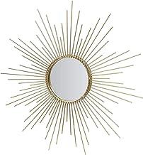 Espelho de decoração de parede Casual Sun