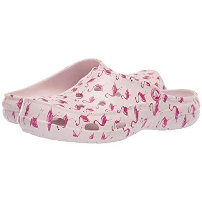 Crocs Freesail Seasonal Clog (Barely Pink/Flamingo) Women