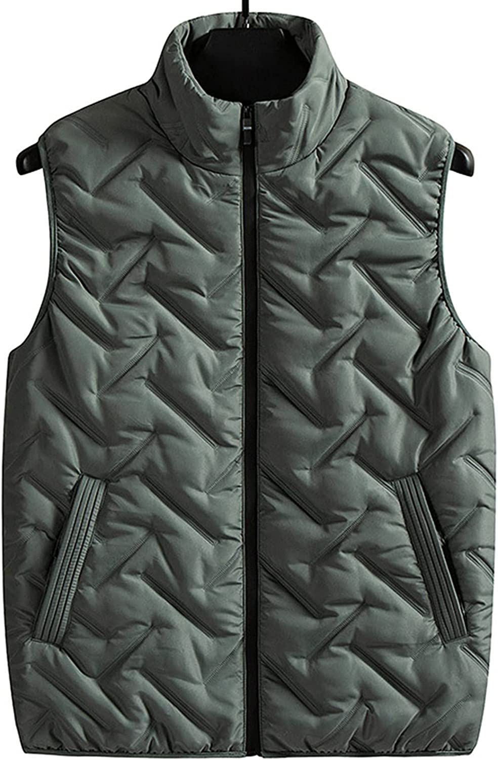 PEHMEA Men's Lightweight Water-Resistant Puffer At the price Vest Down Winter gift
