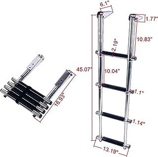 Best wide boat ladder Reviews