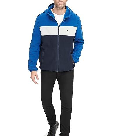 Tommy Hilfiger Hooded Performance Fleece Jacket
