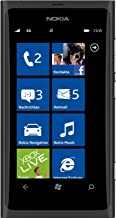 "Nokia Lumia 800 Unlocked GSM Phone with Windows 7.5 OS, 3.7"" AMOLED Multi-Touchscreen, 8MP Camera with Carl Zeiss Optics, ..."