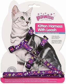 Pawise Kitten Harness, Multi-Colour
