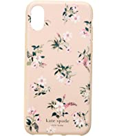 Kate Spade New York - Jeweled Flora Phone Case for iPhone® X