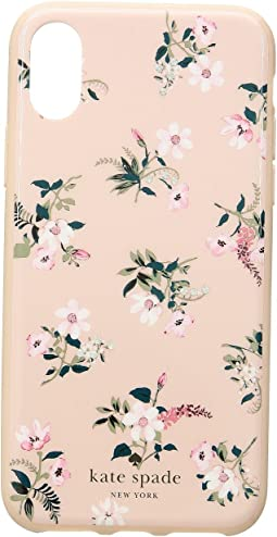 Kate Spade New York Jeweled Flora Phone Case for iPhone® X