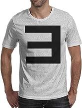 Hedong lion Mens Guys Eminem-I-Mean-we-got-Relapse- Short Sleeved Cotton T-Shirt