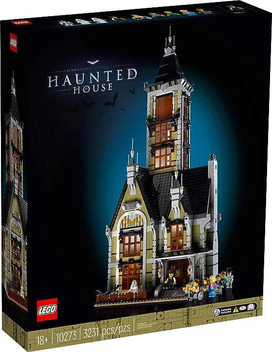 Casa fantasma lego 10273 5702016668001.