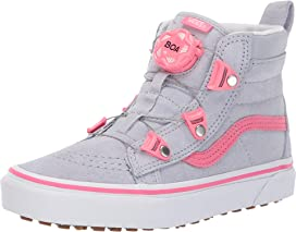c119be29a86 Vans Kids SK8-Hi MTE Boa (Little Kid Big Kid) at Zappos.com