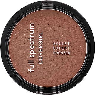 Covergirl Full Spectrum Sculpt Expert, Bronzer Ebony, 0.39 oz