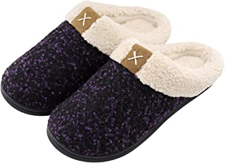 3e28959c863 Amazon.com: Moccasin - Slippers / Shoes: Clothing, Shoes & Jewelry