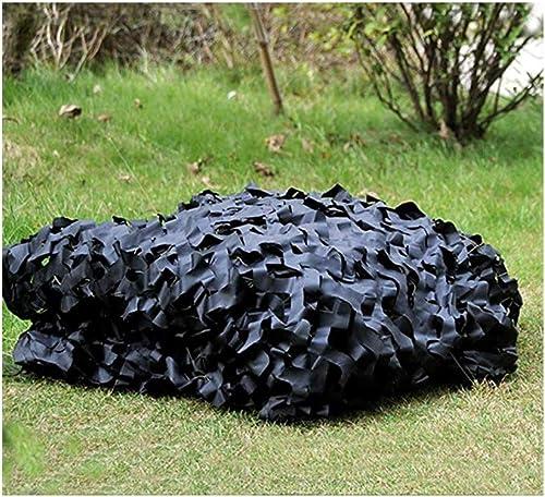 Filet d'ombrage ZXMEI Filet De Camouflage, Tente Auvent De Filet De Prougeection Solaire Oxford en Tissu Camouflage Photographie Militaire Filet De Camouflage, Camping, Toit (Taille   2x8m)