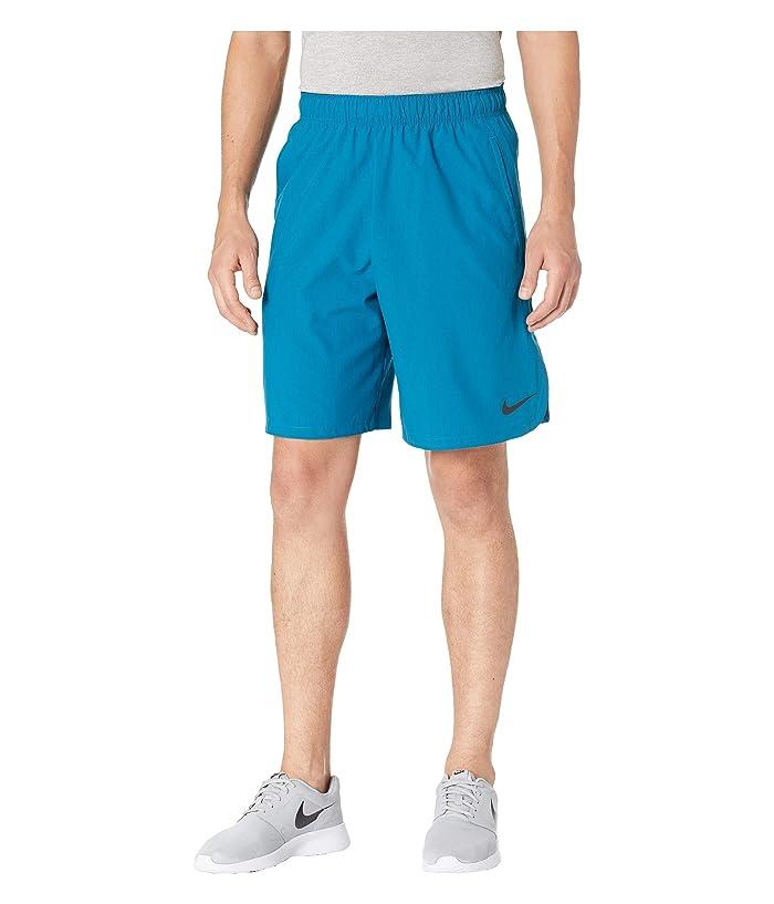 Nike Flex Shorts Woven 2.0 (Green Abyss/Black) Men